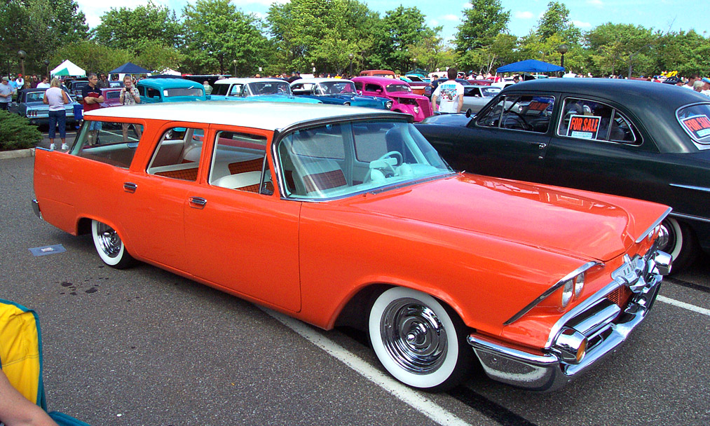 Dodge Woody Station Wagon