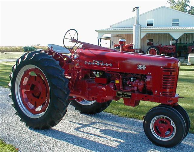 Farmall 300 - specs, photos, videos and more on TopWorldAuto