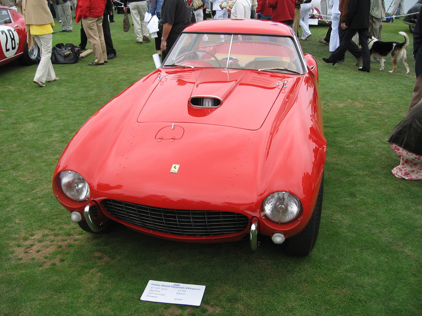 Ferrari 375MM Pininfarina berlinetta