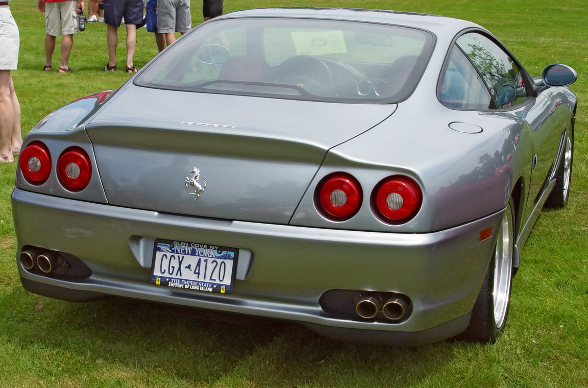 Ferrari 550 Maranello, Photo #3