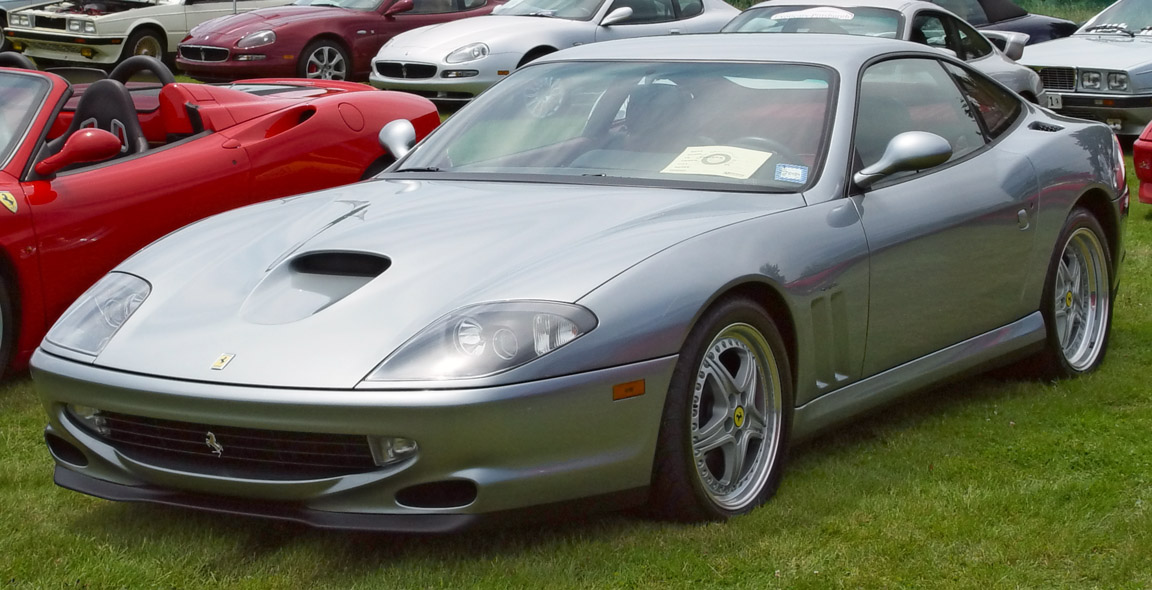 Ferrari 550 Maranello, Photo #4
