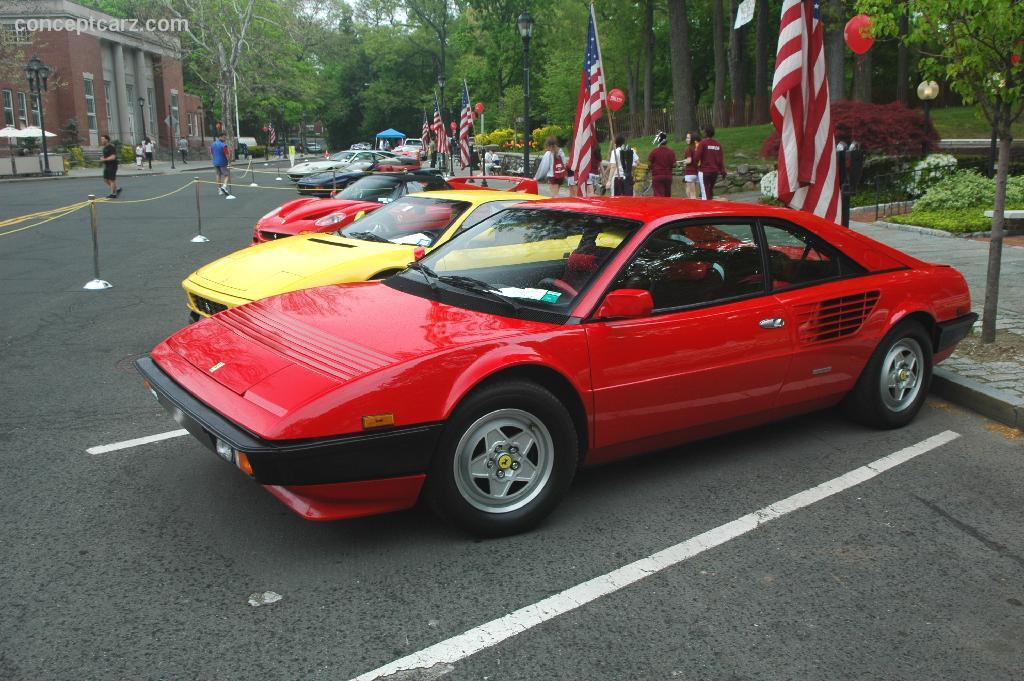 ferrari mondial 8 specs photos videos and more on. Black Bedroom Furniture Sets. Home Design Ideas