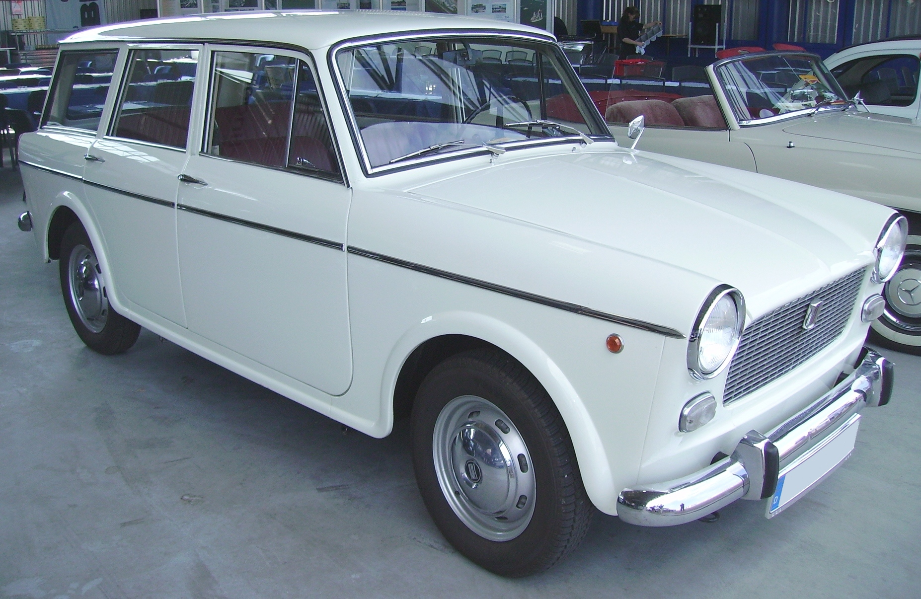Fiat 1100D estate wagon