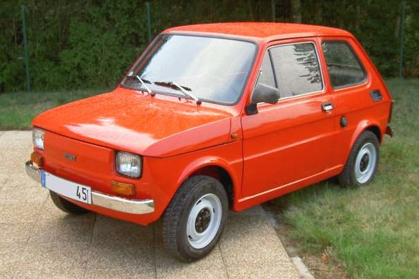 TopWorldAuto >> Photos of Fiat 126 - photo galleries