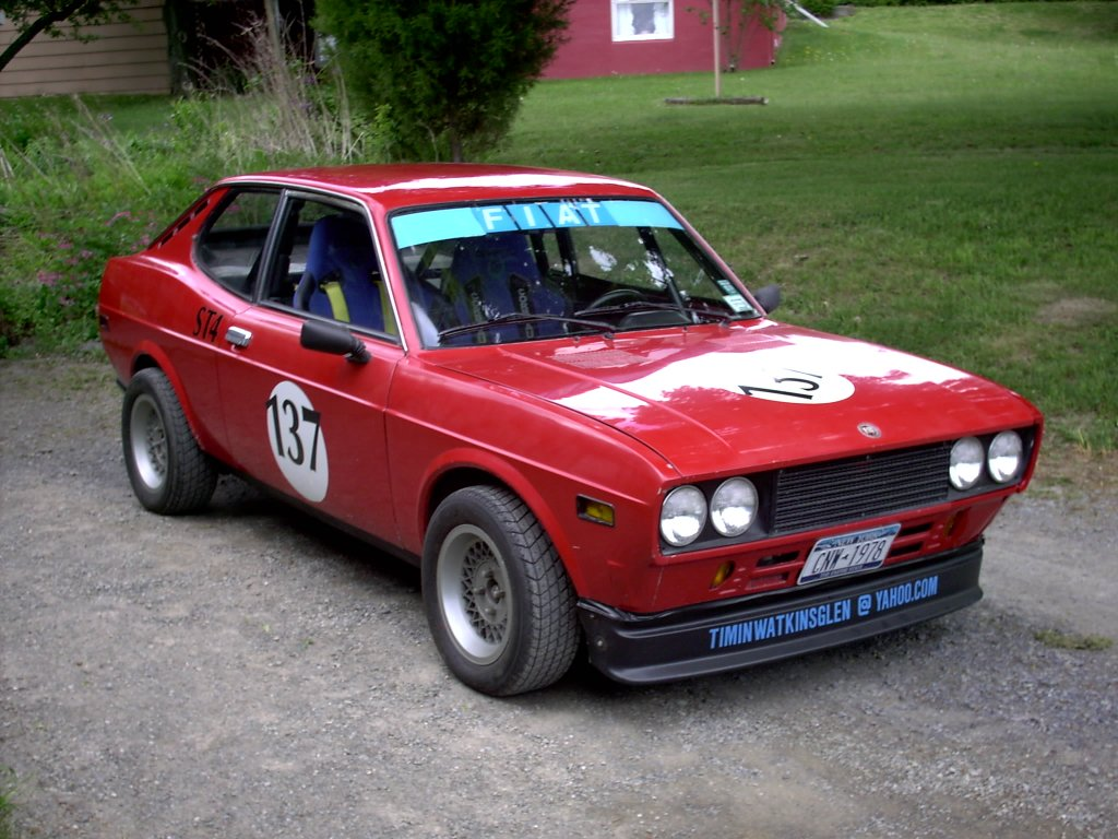 Fiat 128 coup