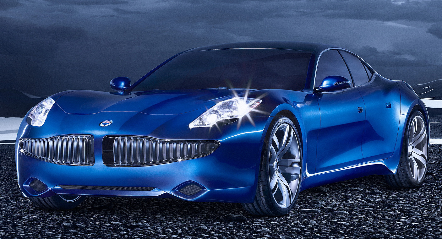 Fisker Karma, Photo #2