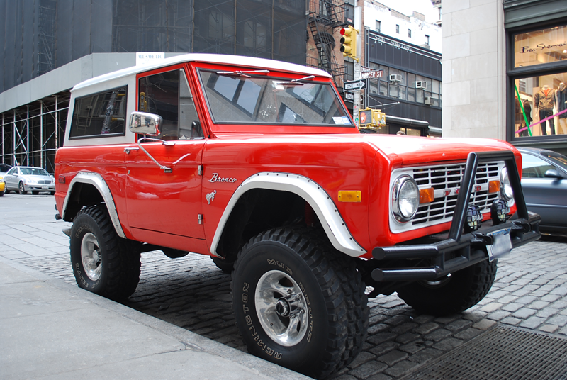 TopWorldAuto >> Photos of Ford Bronco 302 - photo galleries