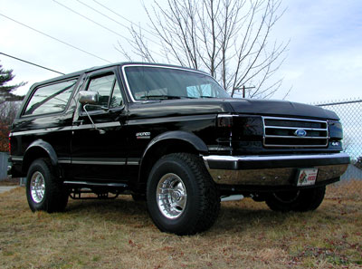 Ford Bronco XLT