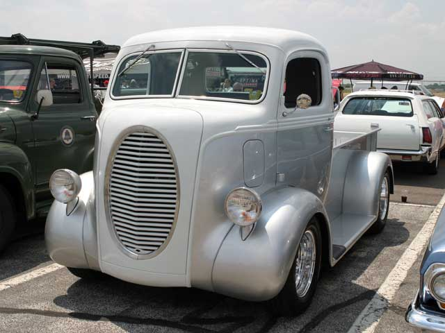 Ford COE