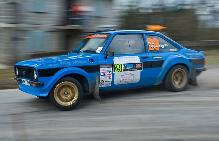 Ford Escort Mk2, Photo #2