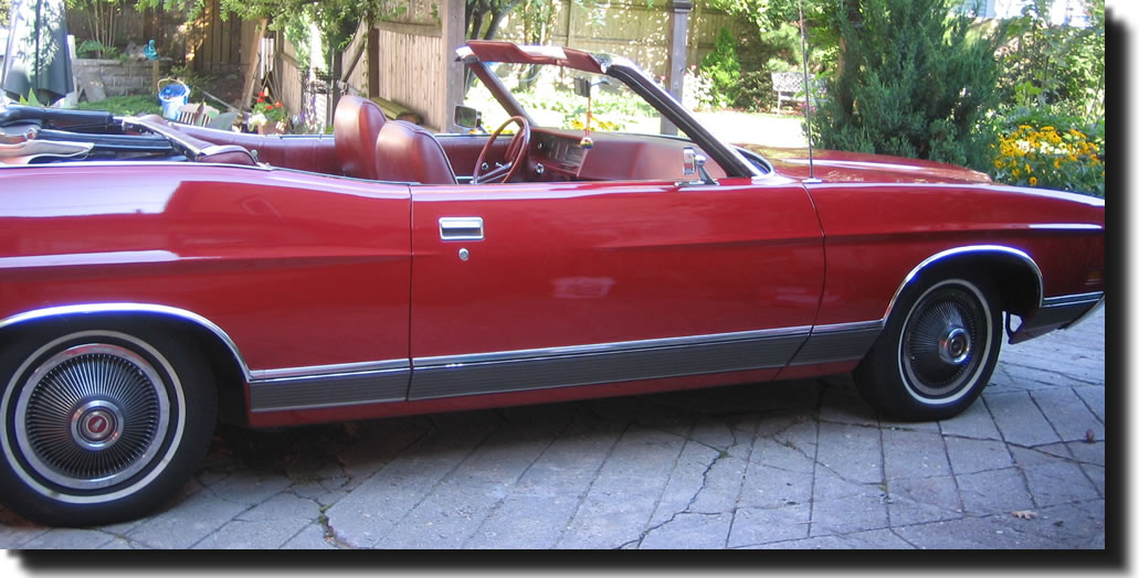 Ford LTD Convertible