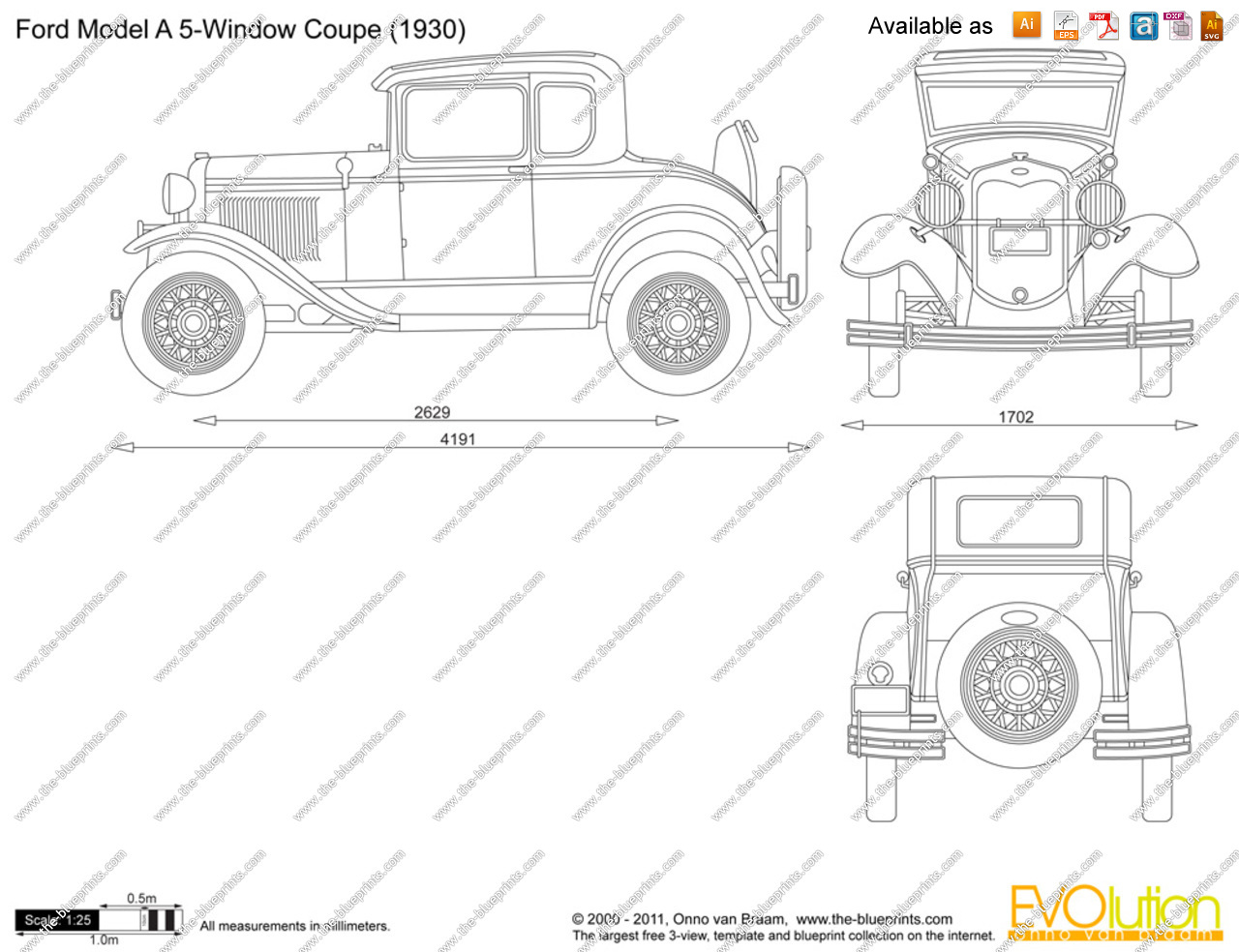 1930 ford model a wiring diagram for