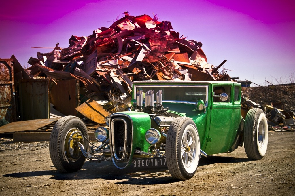 TopWorldAuto >> Photos of Ford Model T hot rod - photo galleries