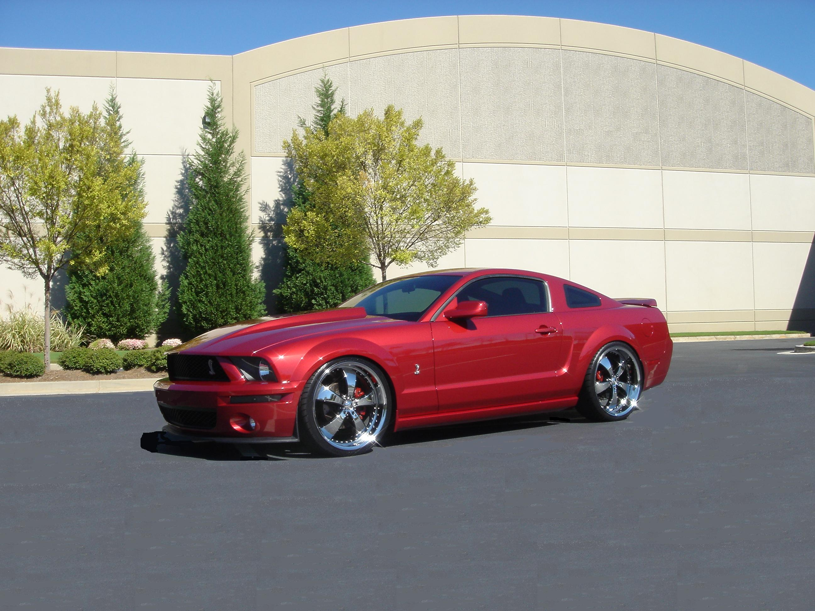 Ford Mustang 22