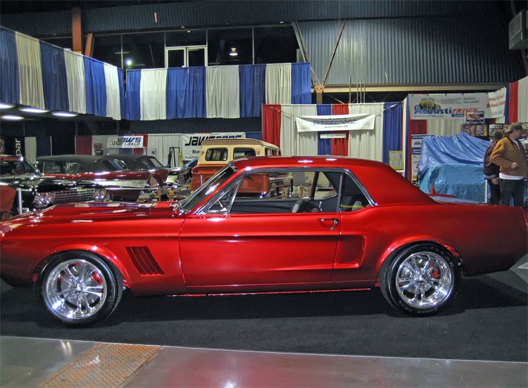 Ford Mustang GT 351