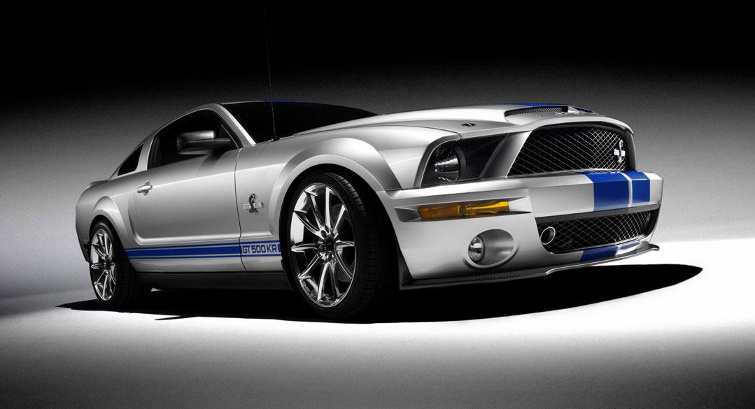Ford Mustang Gt Cobra
