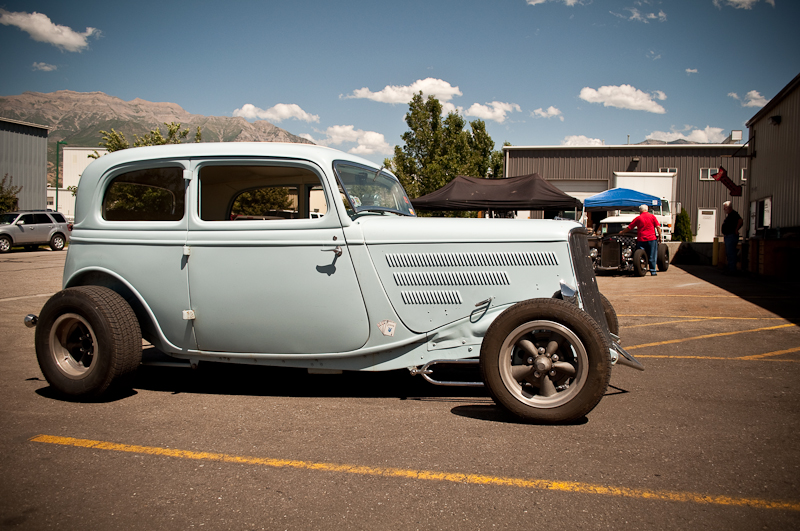 Ford Streetrod, Photo #3