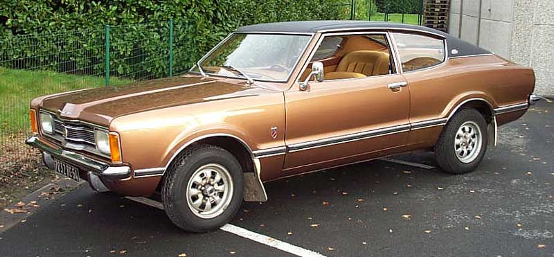 Ford Taunus, Photo #2