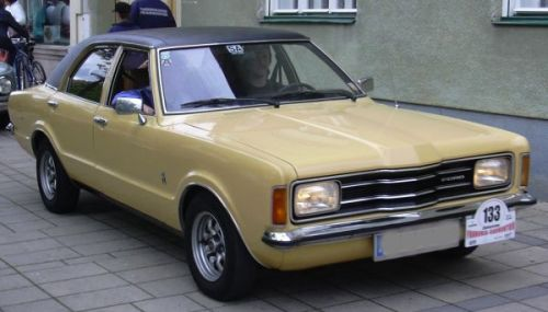 Ford Taunus, Photo #3