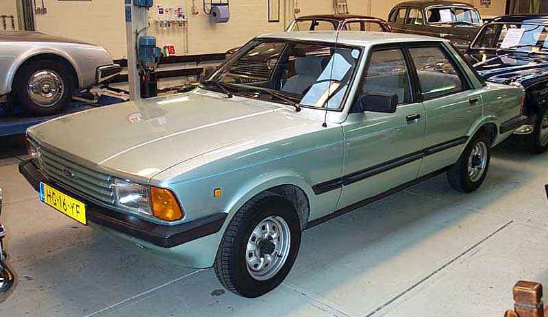 Ford Taunus, Photo #5