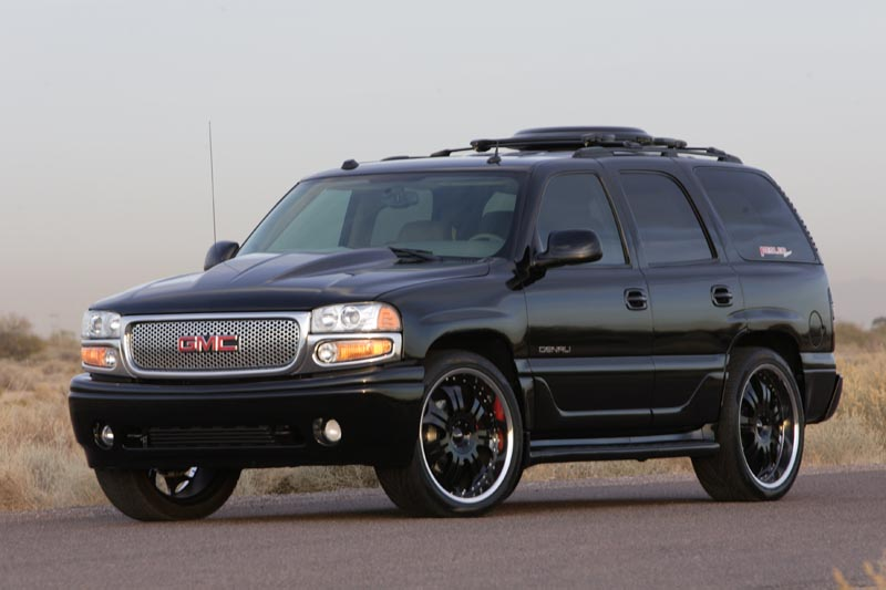 GMC Denali, Photo #3