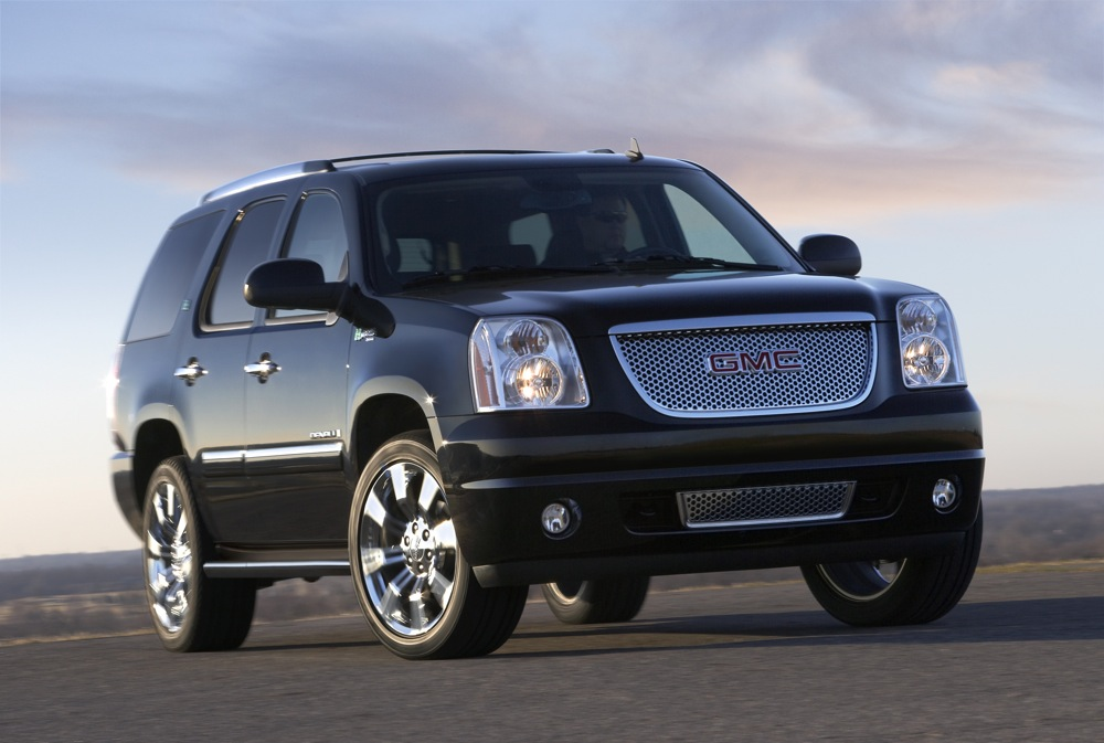 GMC Denali, Photo #4