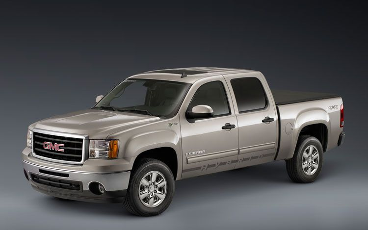 GMC Sierra 10, Photo #2