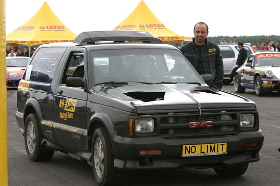 GMC Typhoon VTG