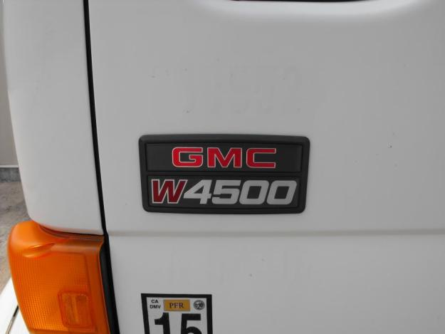 GMC W4500 Turbo