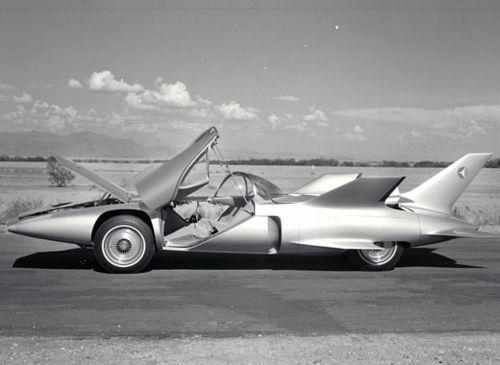 general motors firebird iii concept car specs photos videos and