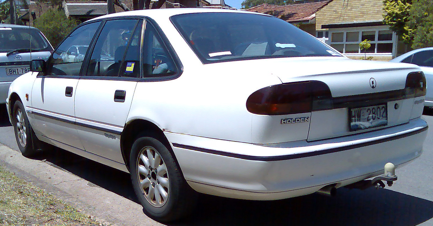 Holden Commodore VR