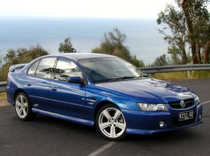 Holden Commodore SS VZ