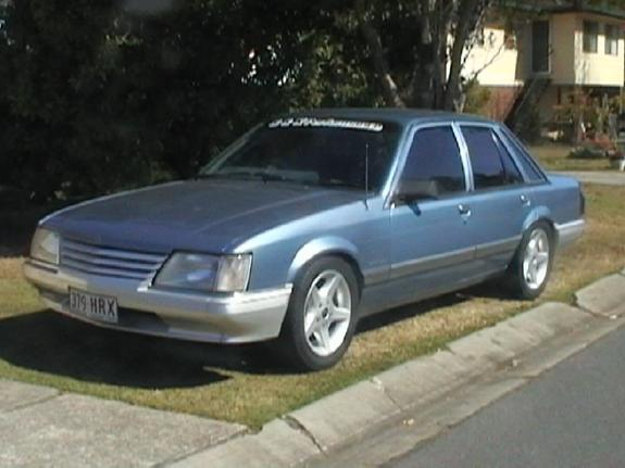 Holden Commodore VK