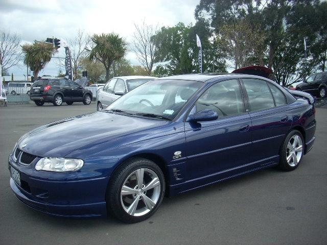 Holden Commodore VX Acclaim