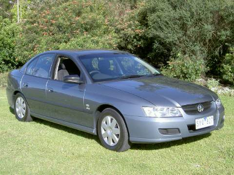 Holden Commodore VZ Crewman