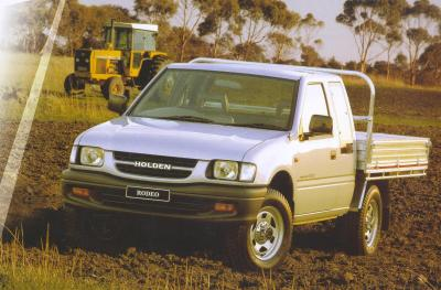 Holden Rodeo LX