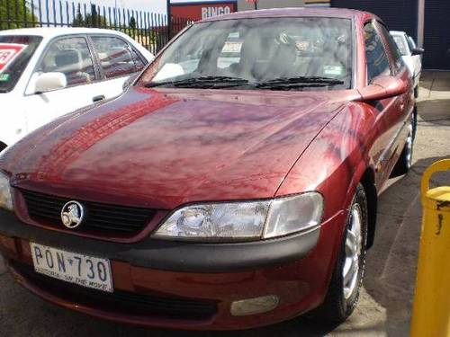 Holden Vectra 32 V6