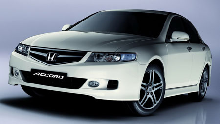 Honda Accord i-CTDi