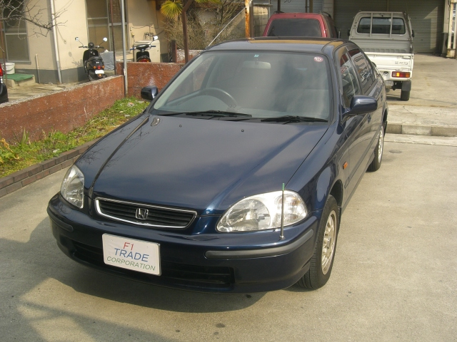 Honda Civic RTi 4WD
