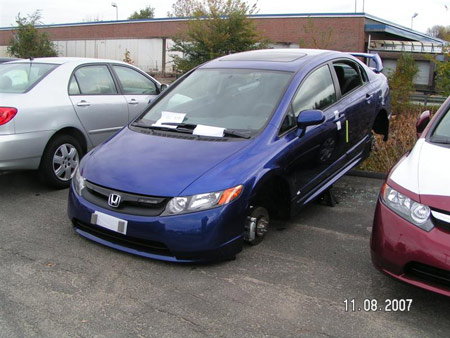 Honda Civic Special Edition