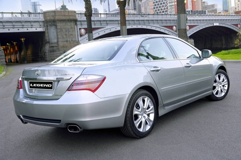 Honda Legend V6