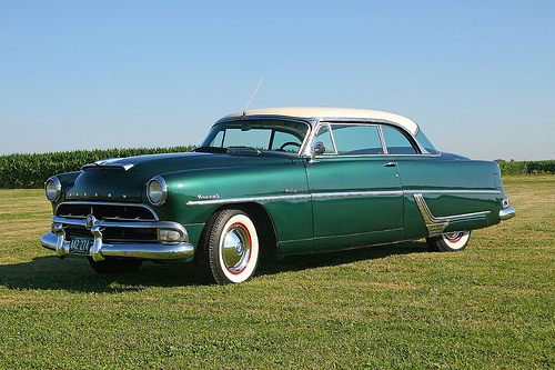 Hudson Hornet Hollywood