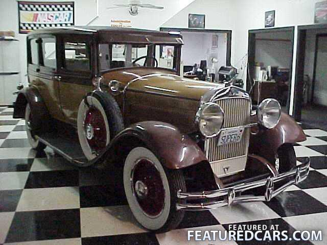 Hudson Super Six 4dr
