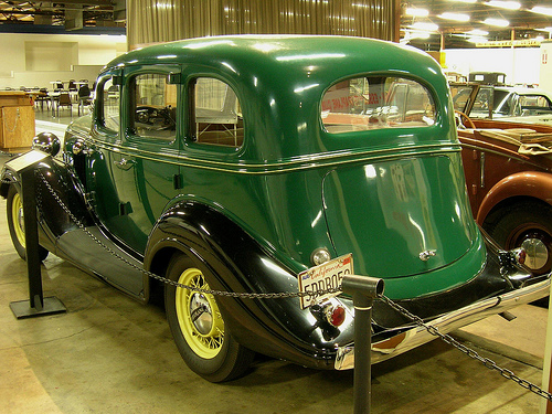 Hudson Terraplane KS 4 Door Sedan
