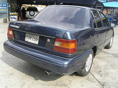 Hyundai Excel 13 Sedan