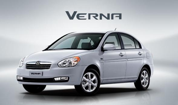 Hyundai Verna by Dodge