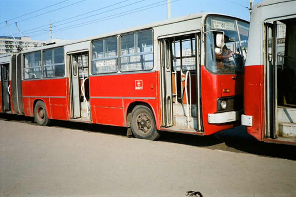 ikarus trolley bus specs photos videos and more on. Black Bedroom Furniture Sets. Home Design Ideas