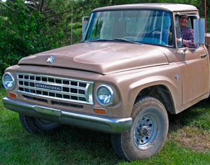 International Harvester 1200