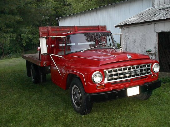 International Harvester 1500