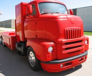International Harvester COE